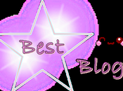Nominada Premio Best blog