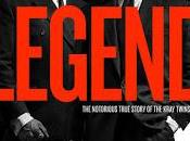 """historia Kray retratada """"Legend"""""""