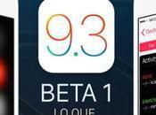 Nuevo beta, modo noche, touch, nueva salud,
