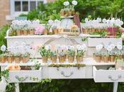 Cómo ambientar elegancia romanticismo boda