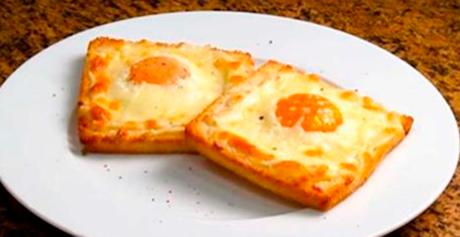 Disfruta De Unas Deliciosas Y Saludables Tostadas De Queso En Tu Desayuno