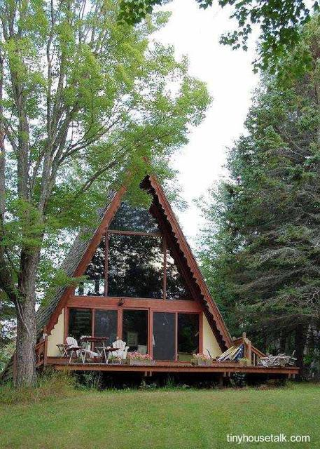 Casas alpinas modernas a frame houses.   paperblog