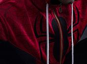 sudadera estaría basada Spider-Man 'Civil War'