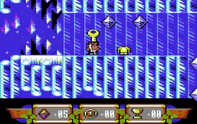 Nuevo e impresionante vídeo del Sam's Journey para Commodore 64