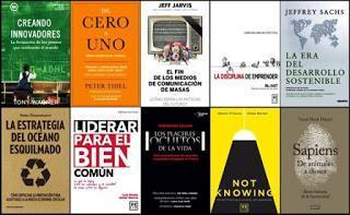 Know Square y los Mejores Libros de Management del año 2015