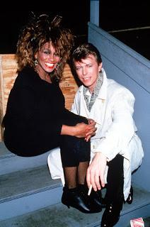 Tina Turner & David Bowie - Tonight & Let's dance (Live) (1988)