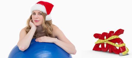 dieta perder los kilos de Navidad