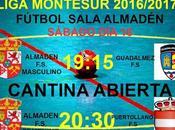 fútbol sala Almadén