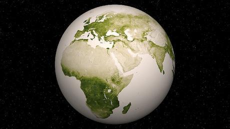 Herbal Earth by NASA