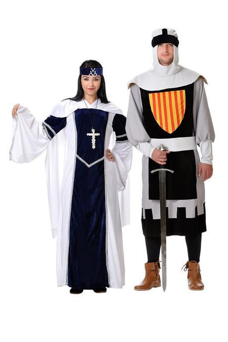 Disfraces medievales y de epoca para carnaval paperblog for Disfraces de epoca