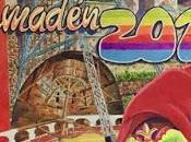 Cartel Carnaval Almadén 2016