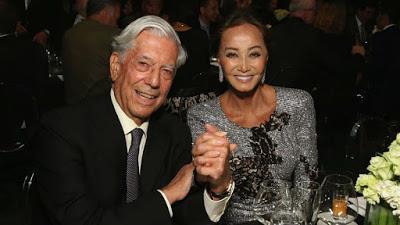 Isabel Preysler y Vargas Llosa acudirán a los Goya