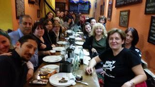 Kedada inter-clubs de lectura Casa del Libro Valencia