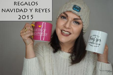 Regalos Navidad y Reyes 2015