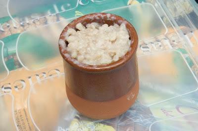 Arroz con leche de almendras sin lactosa y sin gluten