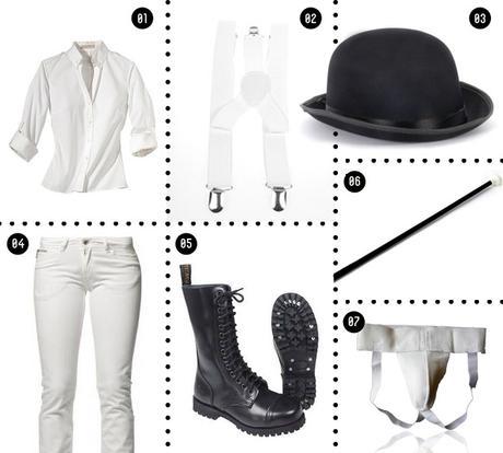 10 disfraces rápidos y fáciles