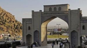 Shiraz, un impresionante rincón en Irán