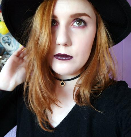 Maquillaje   Bruja Moderna