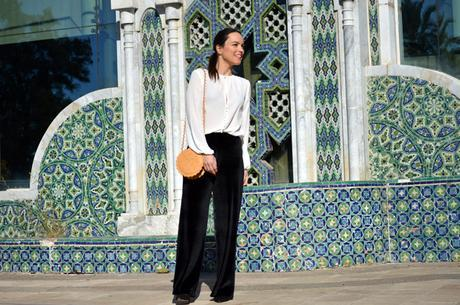 Outfit | Velvet