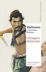 Cubierta de Rashomon y otros relatos históricos