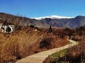 Circuito para hacer montaña Granada Padul Ermita Vieja