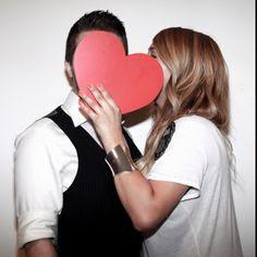 5 Ideas para fotos de San Valentín