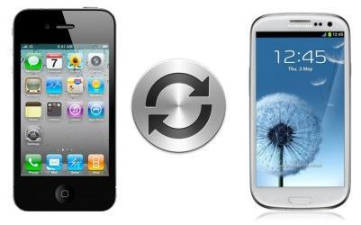iPhone - Android - Transferir archivos
