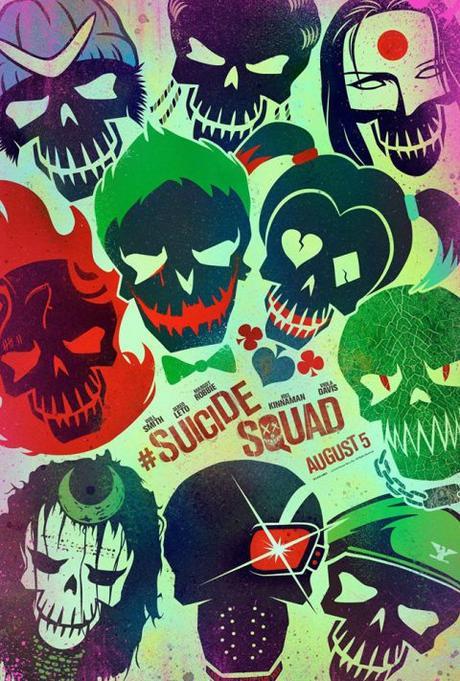 @SuicideSquadWB: Afiches individuales de los personajes de #SuicideSquad