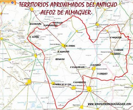 Almaguer en la Reconquista (la repoblación)