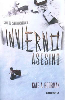 Invierno Asesino por Kate A. Boorman