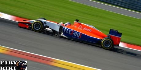 MANOR SUPERA LOS TEST DE CHOQUE DE LA FIA