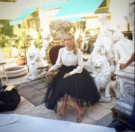 Los looks de Luján Argüelles y de las princesas en #UnpríncipeparaTresprincesas (2º programa)
