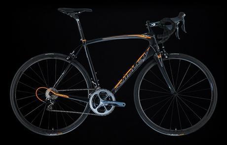 bicicleta carretera especial pavé