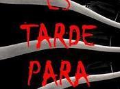 """""""NUNCA TARDE PARA MORIR"""" Pablo Palazuelo"""