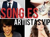 eSONG.es inaugura servicio canciones personalizadas conocidos artistas nacionales