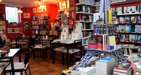 Castillos En El Aire 272, en el que hablamos de librerías excelentes...
