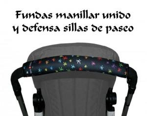 Fundas manillar unido y defensa