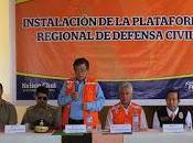 Lima provincias: INSTALARÁN PLATAFORMA REGIONAL DEFENSA CIVIL…