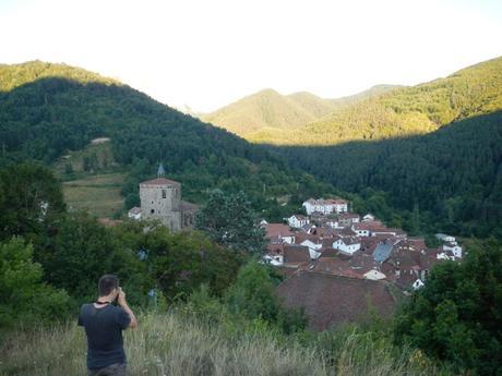 Mirador de Isaba (Navarra)