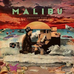 Malibu es el tercer trabajo de Anderson Paak
