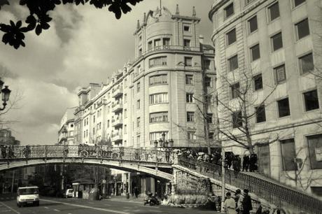 1901: El Puente de Vargas, a todo color...