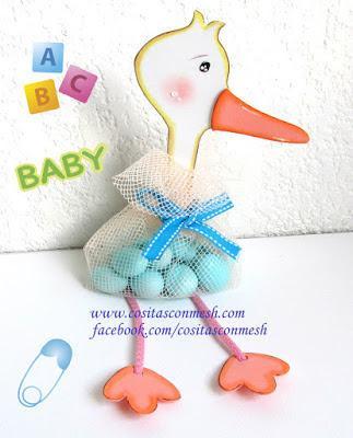Zapatitos de bebe para regalar en baby shower