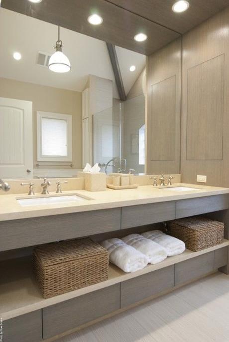 Muebles Para Baño Flotantes:Tendencia baños 2016: muebles flotantes – Paperblog