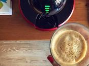 Dolce Gusto inspirado gotas café, nueva cafetera automática diseño