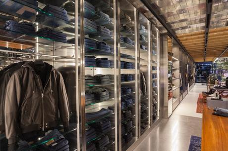 Diesel inaugura una nueva flagship store en la avenida Madison de Nueva York