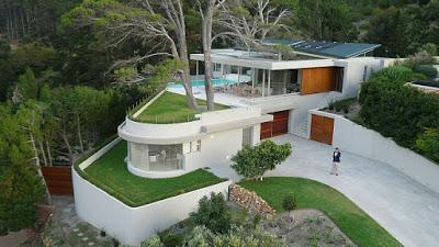 Villa Contemporanea en Camps Bay