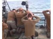 historia detrás captura navíos estadounidenses Irán: ¿Guerra Electrónica?