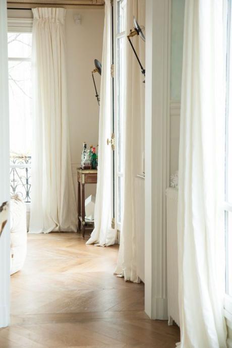 En París: Un cambio de imagen a la casa de la abuela