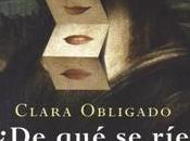 """""""¿De Gioconda? vida mujeres está arte"""" Clara Obligado"""