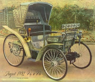 Peugeot para un monarca